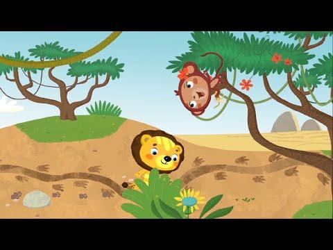 Красная обезьяна Бимба - Поздравление с Новым Годом!