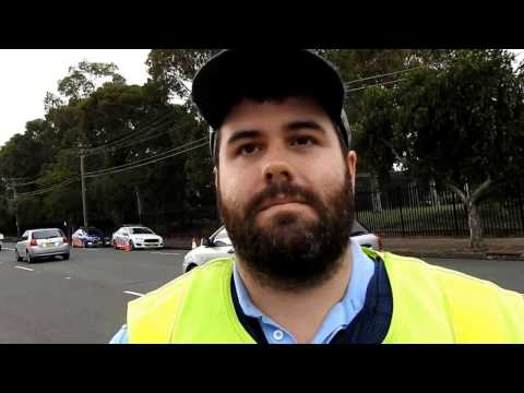 NSW Police employ fatties who think they are GOD