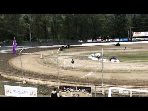 Brody Heat Race Win Clay Cup Nationals Night 1