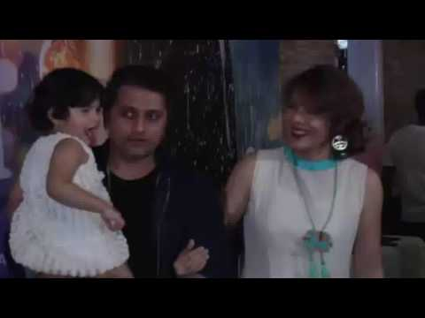 Mohit Suri and His Beautiful Wife Udita Goswami Makes Fun at The Red Carpet of The Success Party of