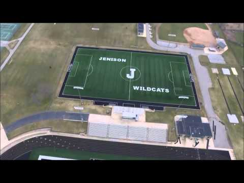 Jenison High School Football Field