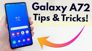 Samsung Galaxy A72 - Tips & Tricks! (Hidden Features) screenshot 3