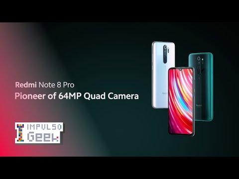 📱  Unboxing de Redmi Note 8 Pro