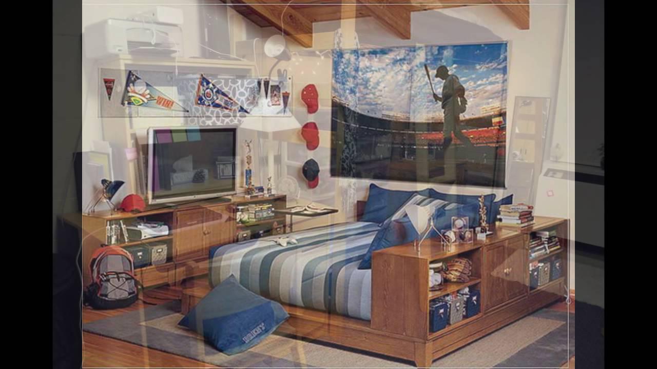 cool dorm room ideas guys - YouTube on Cool Room Ideas For Guys  id=31402