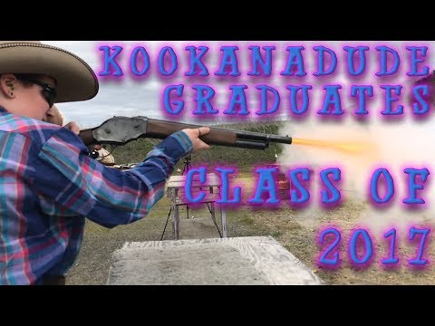 Kookanadude Graduates North Medford High School Class of 2017