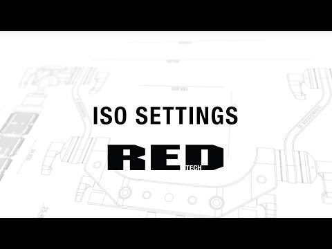 Red Tech Iso Settings Youtube
