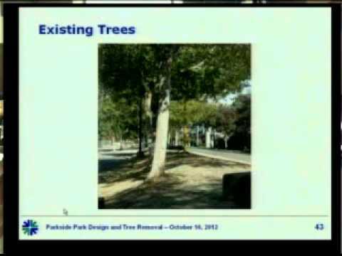 Parkside Park - Oct 16, 2012 - Emeryville City Council