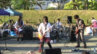 HYBRID MIX / プロローグ 大阪城公園ストリートライブ「城天」でのリハ...