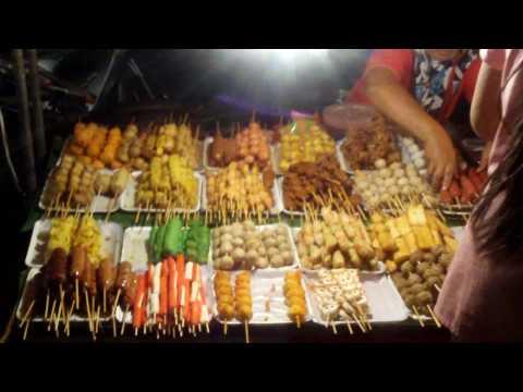 Loy Krathong - Khok Kloi 2009 - Food