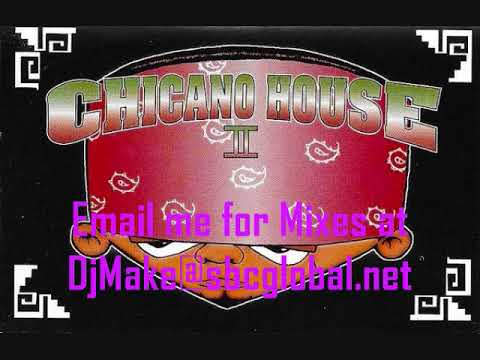 Chicano house vol 2 dj paypack garcia 90 39 s chicago house for 90s chicago house music