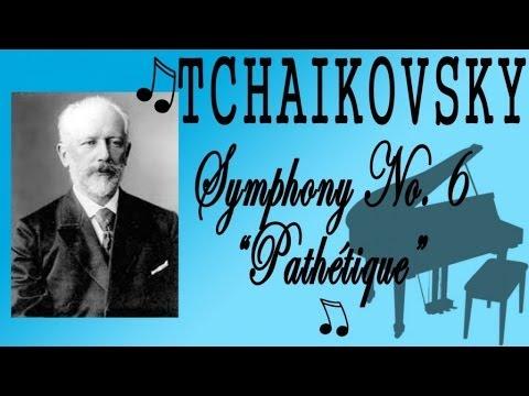 "TCHAIKOWSKY - TCHAIKOWSKY- SYMPHONY NO. 6, ""PATHÉTIQUE"""