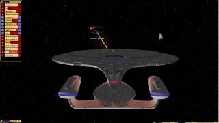 Star Trek Bridge Commander: Federation vs Klingon Empire