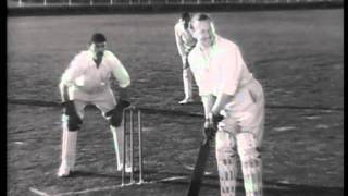 "Cricket in the 1930's - From the Movie ""Raffles"""