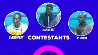 What Don't You Know? Ablekuma Nanalace Vs AY Poyoo Vs Professor Borgeh (Mr Eventuarry)