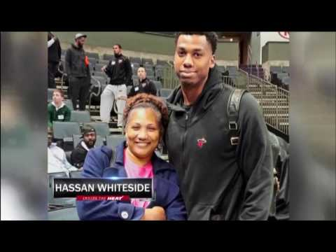 February 02, 2016 - FSS (1of2) - Inside the Heat: Hassan Whiteside (2016 Miami Heat Documentary)