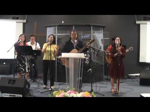 Vietnamese Full Gospel Church Choir - 2016July10, Westminster, CA