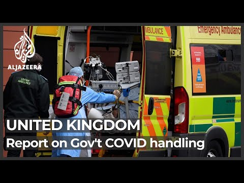 COVID response one of UK's worst ever 'public health failures'