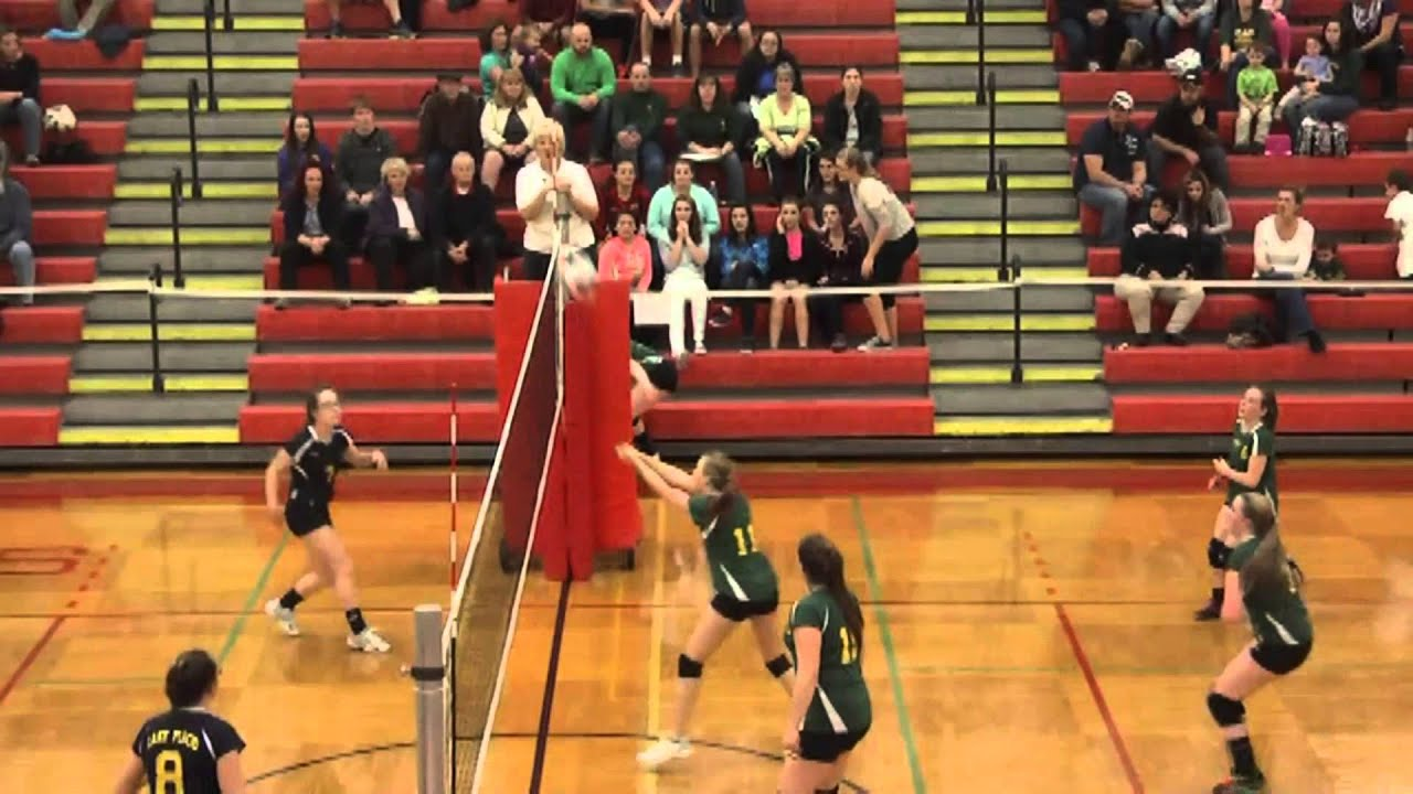 NAC - Lake Placid Volleyball D Final  11-6-15