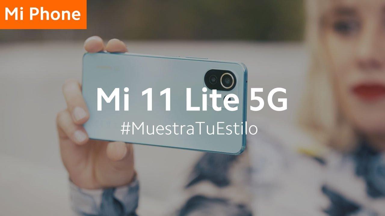 #Mi11Lite5G   #MuestraTuEstilo con Lulu Figueroa, María Fernandez y Marta Cudós