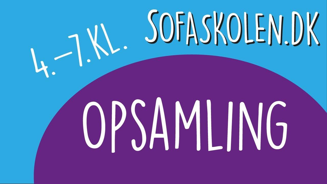15. april / Taler og lejlighedssange - Opsamling for 4.-7. klasse / Sofaskolen