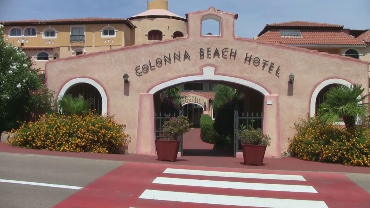 Colonna Beach Hotel Sardinien