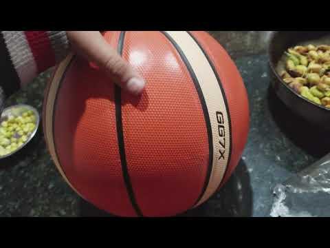 Fake Molten gg7x? 30$ eBay molten gg7x basketball unboxing