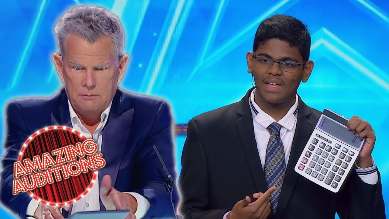 Is This The SMARTEST Boy In The World?! Amazing Auditions