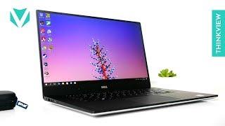 Laptop tốt nhất để: Học, Làm, Chơi - Dell XPS 15 9550