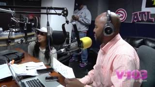 Monica + Kendrick Lamar Discuss Studio Hours - The RCMS With Wanda Smith