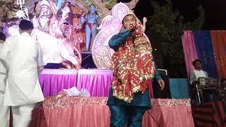 vishal banmotra bhajan tere sherawaliye