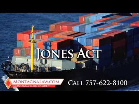 Maritime Attorneys, Jones Act Lawyers. Montagna Klein Camden