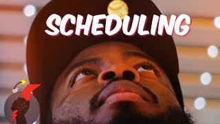 Motivation Daily - Scheduling