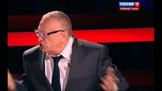 'Воскресный вечер' с Владимиром Соловьевым 22 06 20143