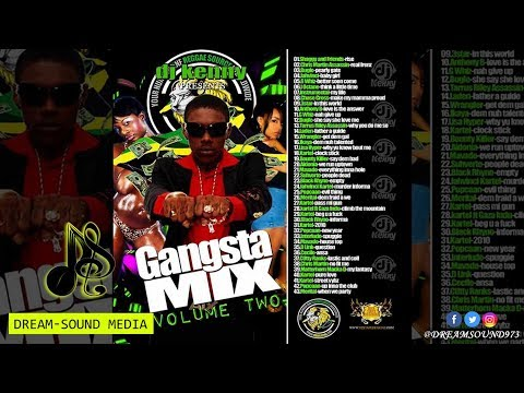 DJ Kenny - Gangsta Mix Vol. 2
