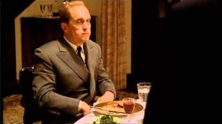 Godfather Hagen and Woltz