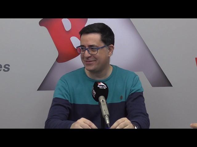 Entrevista charlas puente Santa Teresa y Puente del baño #Aspe 2020