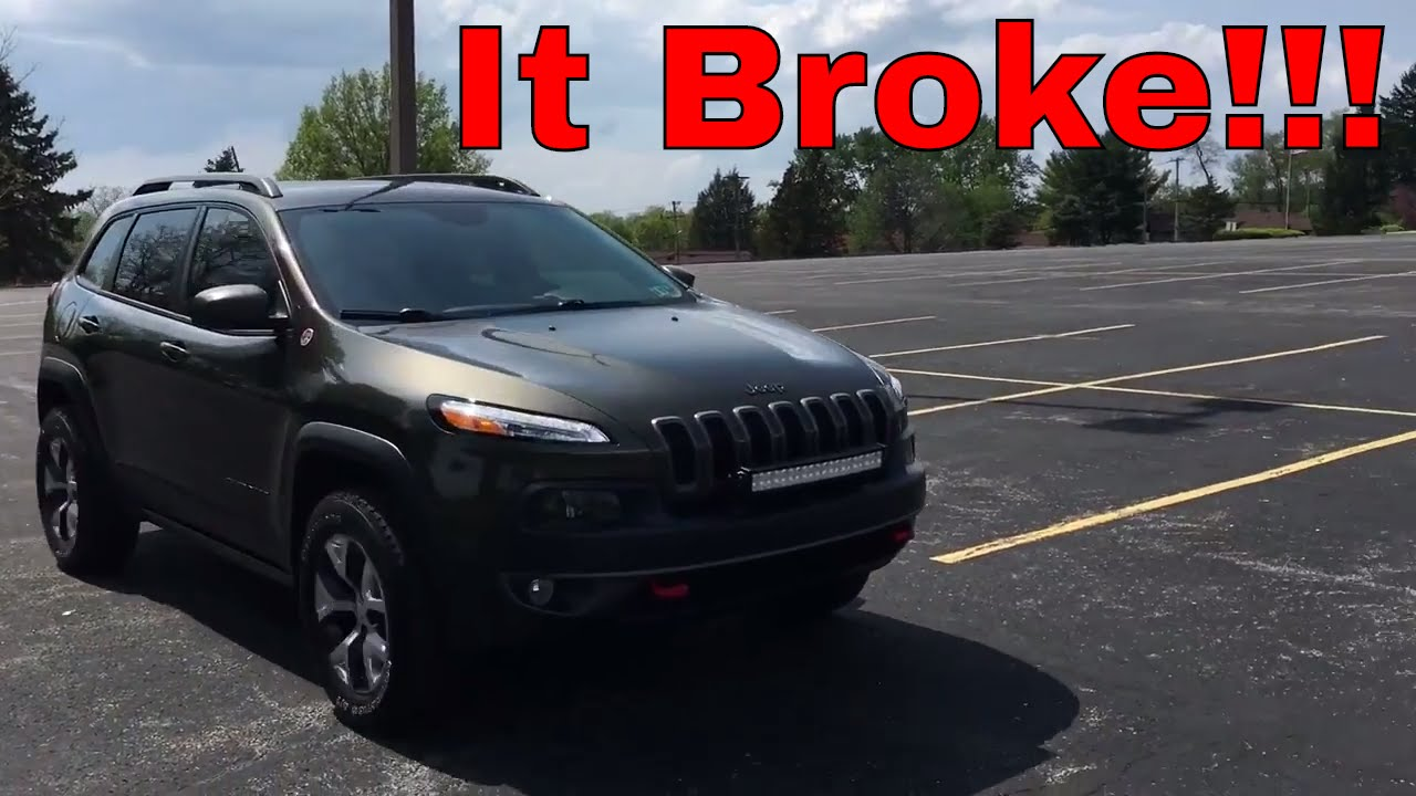 Brake Pedal Squeak Issue!   2015 Jeep Cherokee