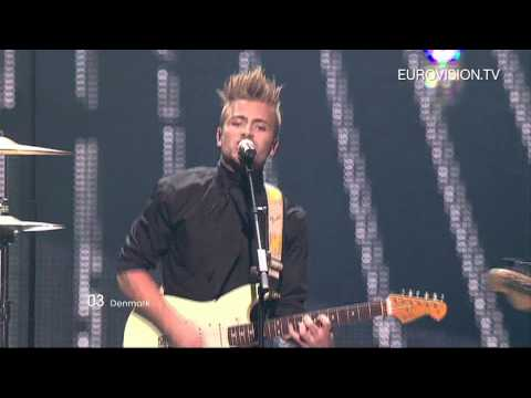 A Friend In London - New Tomorrow (Denmark) - Live - 2011 Eurovision Song Contest Final