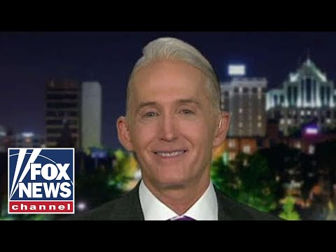 Gowdy: I'd love for the Strzok transcript to be made public