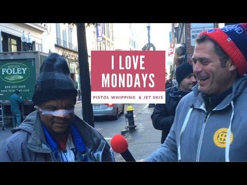 Pistolwhipping & Jet Skis - I Love Mondays (Ep. 20)