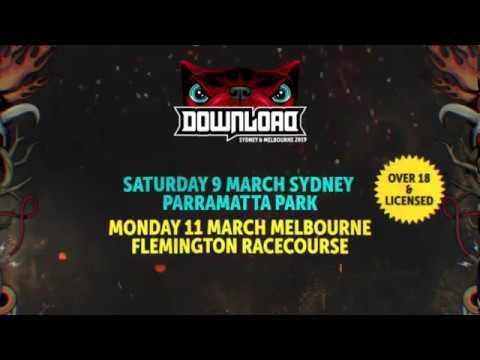 Download Festival OZ 2019 - First Artist Lineup Mp3