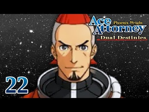 FINAL FRONTIER - Let's Play - Phoenix Wright: Ace Attorney: Dual Destinies - 22 - Playthrough