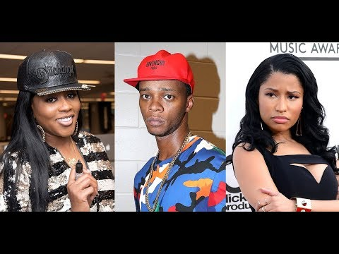Azealia Banks BLAST Papoose For FUELING Beef Between Nicki & Remy Ma!!