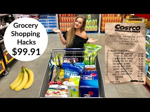 GROCERY SHOPPING HACKS! SAVE BIG MONEY (NO COUPONS!) + HOW I GROCERY SHOP