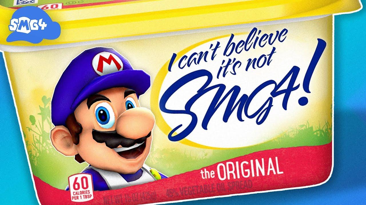 S̶M̶G̶4̶: I Can't Believe It's Not SMG4!