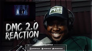 V9 - DMC 2.0 (Prod By M1onthebeat) [Music Video] | Link Up TV (REACTION)