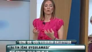 SECRET  Altın İğne Uygulaması Dr.Gül Yıldırım www.kocyigitmedikal.com.tr