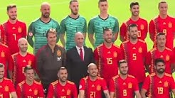 Trainer von Spanien entlassen