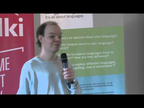 Unicode — What is it and why do we need it? - Timwi Heizmann at the Polyglot Gathering 2015