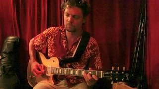 Anders Nilsson - Lonely Woman (Ornette Coleman) - at Barbes, Brooklyn - July 6 2013